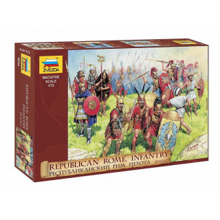 Model Kit figurky 8034 - Republican Rome Infantry (RR) (1:72)