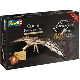 Leonardo edice 00516 - Glider (Leonardo da Vinci 500th Anniversary) (1:8)