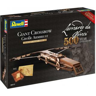 Leonardo edice 00517 - Giant Crossbow (Leonardo da Vinci 500th Anniversary) (1:100)