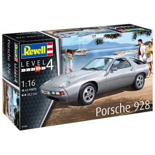 Plastic ModelKit auto 07656 - Porsche 928 (1:16)