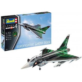 "ModelSet letadlo 63884 - Eurofighter ""Ghost Tiger "" (1:72)"