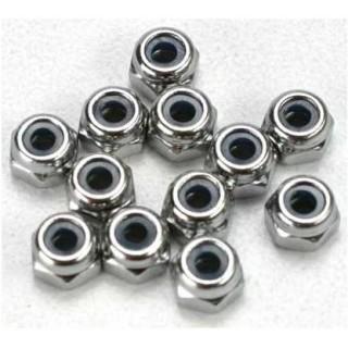 Matice samojistná ocel zink. M2.5 (12)