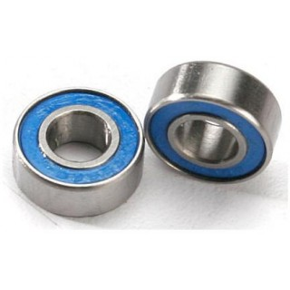 Ložisko chrom guma 6x13x5mm (2)