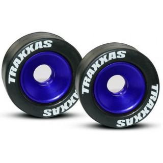 Kolo wheelie hliník modrý s pneumatikou (2)