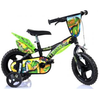 "DINO Bikes - Dětské kolo 12"" Dino T.Rex"