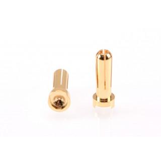 G5 zlaté konektory, 2 ks.