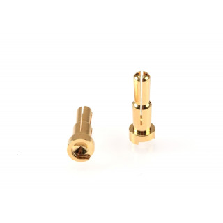 Bullet G4/G5 zlaté konektory, 2 ks.