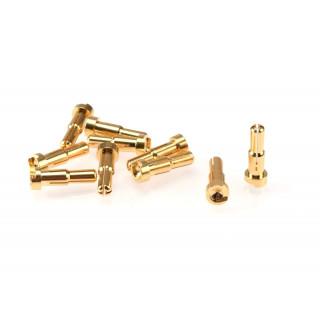 Bullet G4/G5 zlaté konektory, 10 ks.