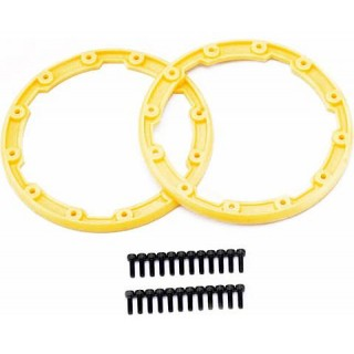 Geode - pojistný kroužek kola žlutý