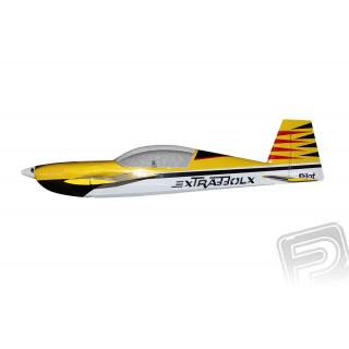"103"" Extra 330LX 2600mm 120cc Žlutá s Pruhy"