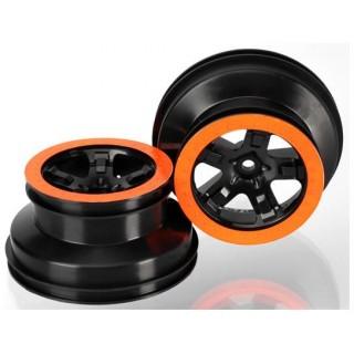 """Disk kola univ. 2.2/3.0"""" SCT černý/oranžový (2)"""
