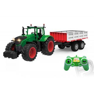Traktor s valníkem 1:16 RTR 2,4Ghz