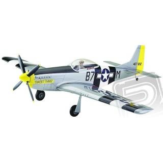 P-51D Mustang 40 kit 1450mm