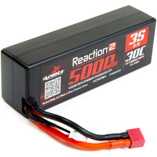 Dynamite LiPo Reaction2 11.1V 5000mAh 30C Deans