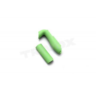 Gumové gripy 2, zelené