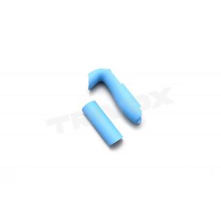 Gumové gripy 2, modré