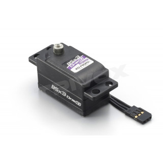 BSx3-one10 RESPONSE servo (13,3Kg) - LOW PROFILE