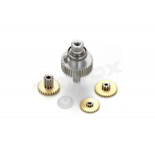 Převody kovové pro RSx-ONE 10 TYPE-S servo