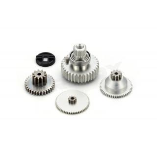 Převody hliníkové pro RSx2/3, BSx2 Power servo