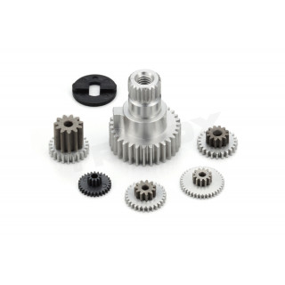 Převody hliníkové pro RSx3-12 servo