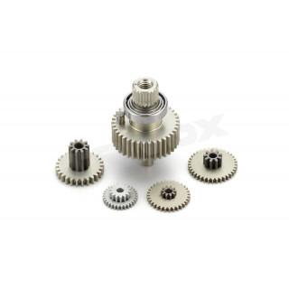 Převody hliníkové pro BSx2/3-one10 POWER servo
