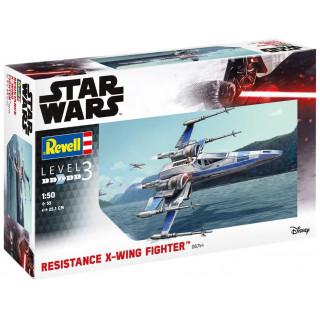 Model Set SW 66744 - Resistance X-Wing Fighter (1:50)