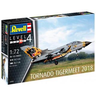 """Plastic ModelKit letadlo 03880 - Tornado ECR """"Tigermeet 2018"""" (1:72)"""