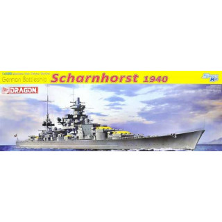 Model Kit loď 1062 - German Battleship Scharnhorst, 1940 (1:350)