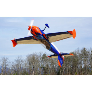 """78"""" Extra 300 EXP V3 - modrá/oranžová/bílá 1,98m"""