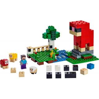 LEGO Minecraft - Ovčí farma