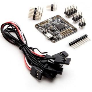 Řídící jednotka FC32 Rev 6 s konektory SPM