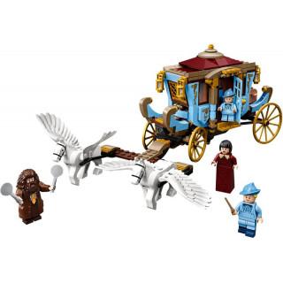 LEGO Harry Potter - Kočár z Krásnohůlek: Příjezd