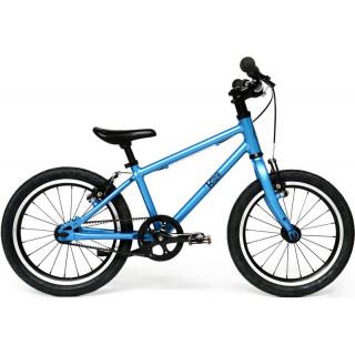 """Bungi Bungi - Dětské kolo 16"""" ultra lehké borůvková modrá"""