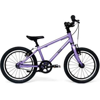 """Bungi Bungi - Dětské kolo 16"""" ultra lehké švestková fialová"""
