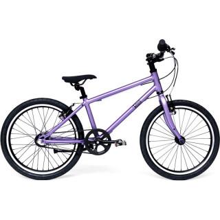 """Bungi Bungi - Dětské kolo 20"""" 3-rychlostní ultra lehké švestková fialová"""
