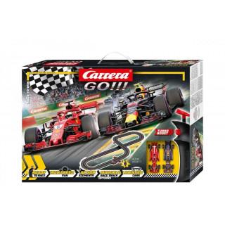 Autodráha Carrera GO 62483 Race to Win