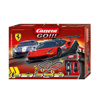 Autodráha Carrera GO 62487 High Speed Contest
