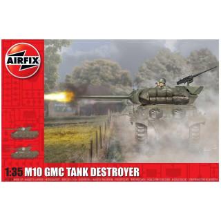 Classic Kit tank A1360 - M10 GMC (U.S. Army) (1:35)