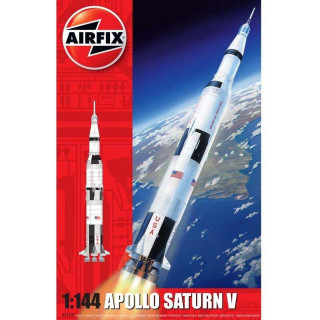 Classic Kit vesmír A11170 - Apollo Saturn V (1:144)