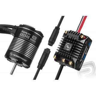 COMBO XERUN AXE 540-1800KV - senzorové V1.1