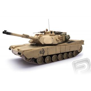 M1A2 Abrams1:16, RC tank 2,4GHz