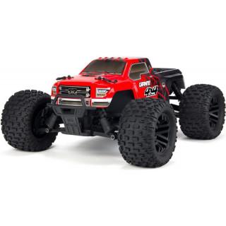 Arrma Granite Mega 1:10 4WD RTR červená