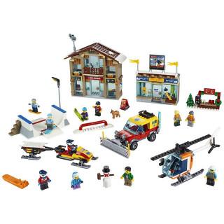 LEGO City - Lyžařský areál