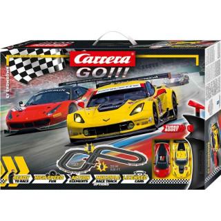 Autodráha Carrera GO 62490 GT Showdown