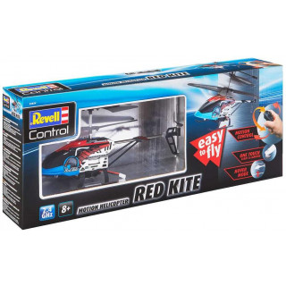 "Vrtulník REVELL 23834 - Motion Helicopter ""RED KITE"""