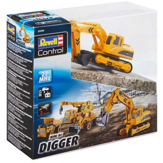Mini RC REVELL 23496 - Bagr