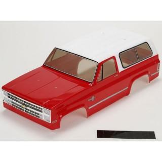 ASN: Karosérie Chevy Blazer K5 4x4 nabarvená