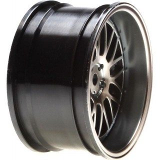 V100: Disk zadní 54x30mm Mesh metal/chrom (2)