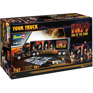 Gift-Set truck 07644 - KISS Tour Truck (1:32)