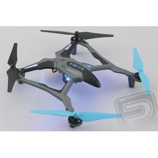 Dromida Vista UAV Quad modrá